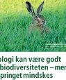 Foto: Global Økologi/Artikeluddrag Global Økologi